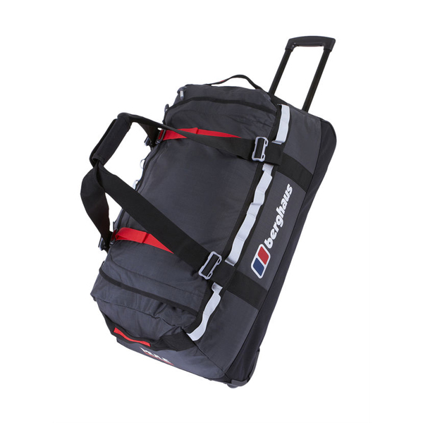 Equipment Berghaus MULE 2® 80 WHEELED HOLDALL SLATE STONE/JET BLACK Outlet Online