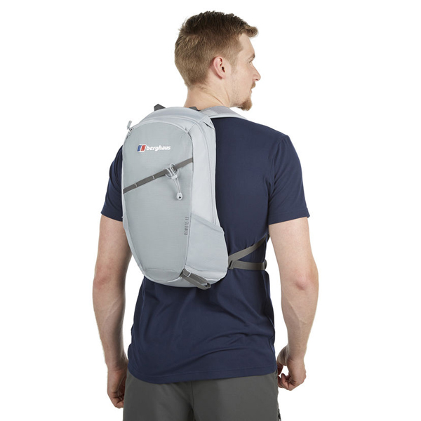 Equipment Berghaus REMOTE 12 RUCKSACK LIGHT GREY Outlet Online