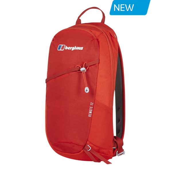 Equipment Berghaus REMOTE 12 RUCKSACK RED Outlet Online