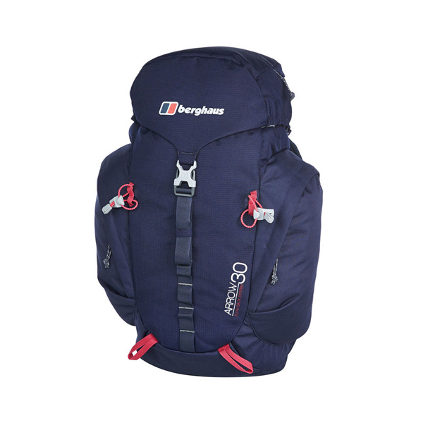 Equipment Berghaus ARROW 30 RUCKSACK EVENING BLUE/DARK CERISE Outlet Online
