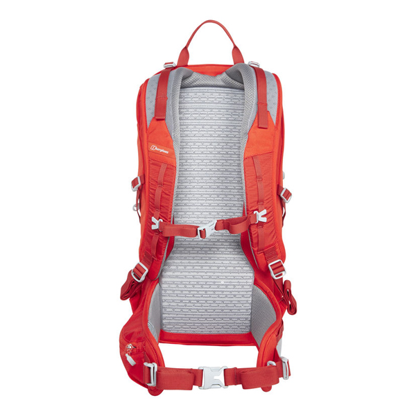 Equipment Berghaus REMOTE 28 RUCKSACK RED Outlet Online