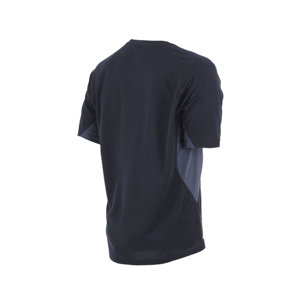 Men Berghaus SHORT SLEEVE CREW NECK TECH T-SHIRT BLACK / DARK GREY Outlet Online