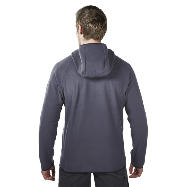 Men Berghaus DECEPTION FLEECE HOODIE DARK GREY Outlet Online