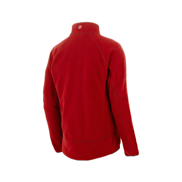 Men Berghaus FORTROSE FLEECE EXTREM RED Outlet Online