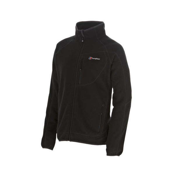 Men Berghaus FORTROSE FLEECE BLACK Outlet Online