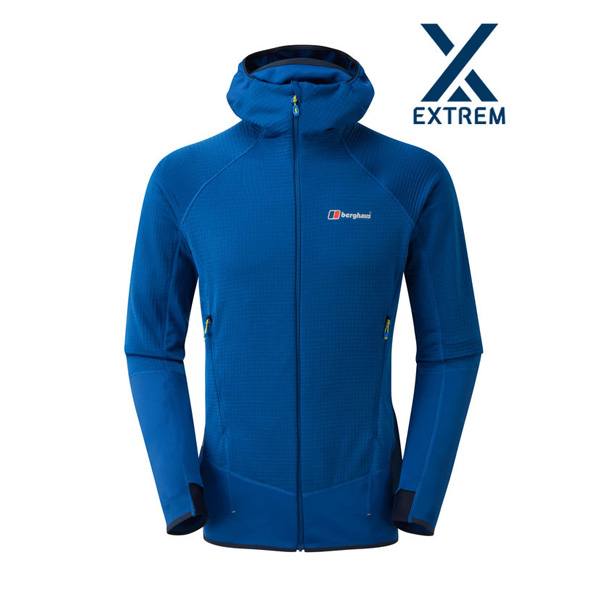 Men Berghaus EXTREM 7000 HOODIE BLUE Outlet Online