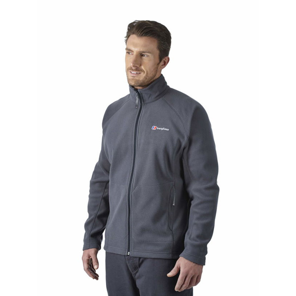 Men Berghaus ARNSIDE FLEECE DARK GREY Outlet Online
