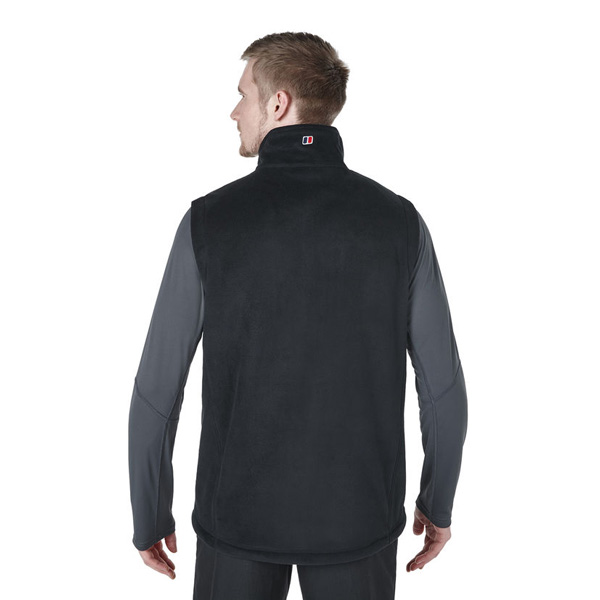 Men Berghaus PRISM 2.0 INTERACTIVE GILET BLACK Outlet Online