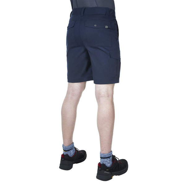 Men Berghaus NAVIGATOR STRETCH SHORTS NAVY Outlet Online