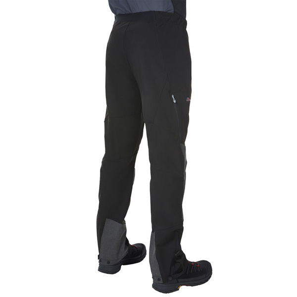 Men Berghaus EXTREM FAST CLIMB TROUSERS BLACK Outlet Online