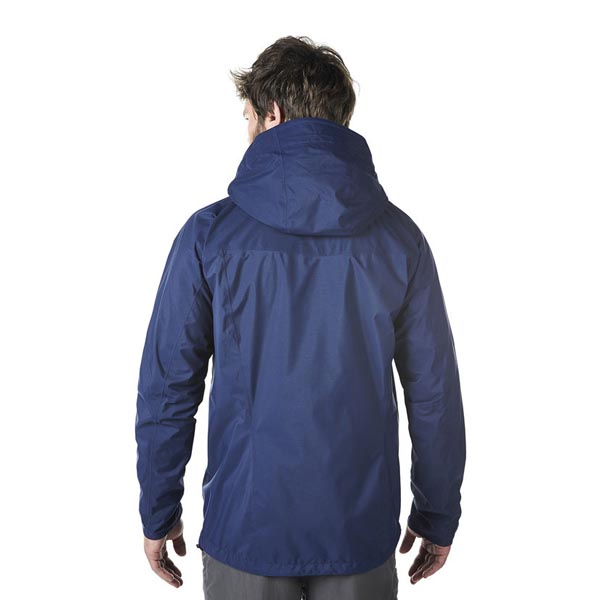 Men Berghaus LIGHT HIKE WATERPROOF JACKET DARK BLUE Outlet Online