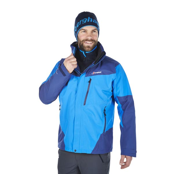 Men Berghaus ARRAN JACKET BLUE Outlet Online