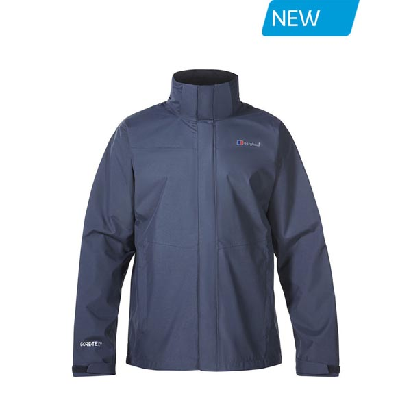 Men Berghaus HILLWALKER WATERPROOF JACKET DARK GREY Outlet Online
