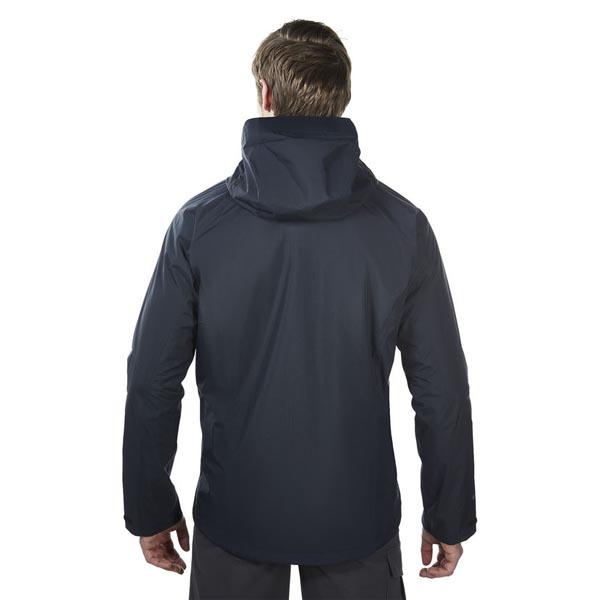 Men Berghaus PACLITE STORM WATERPROOF JACKET BLACK Outlet Online