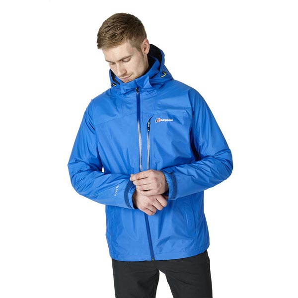 Men Berghaus ISLAND PEAK JACKET BLUE Outlet Online
