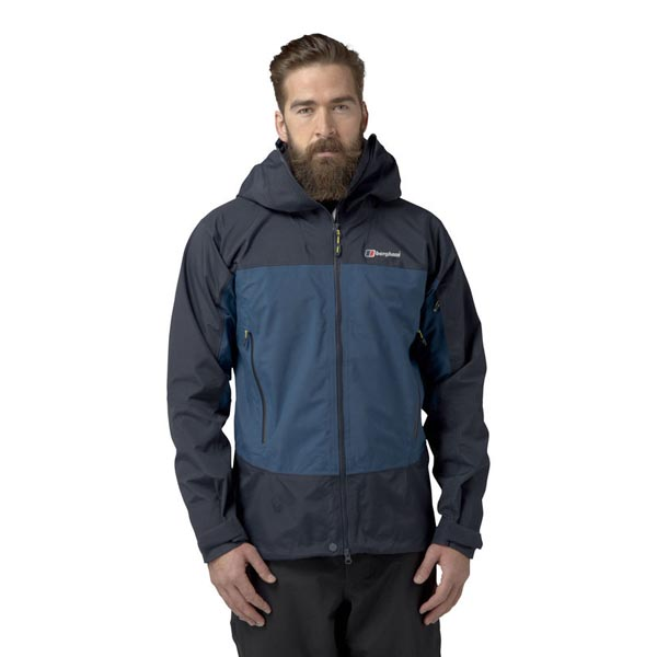 Men Berghaus HAGSHU JACKET DARK BLUE Outlet Online