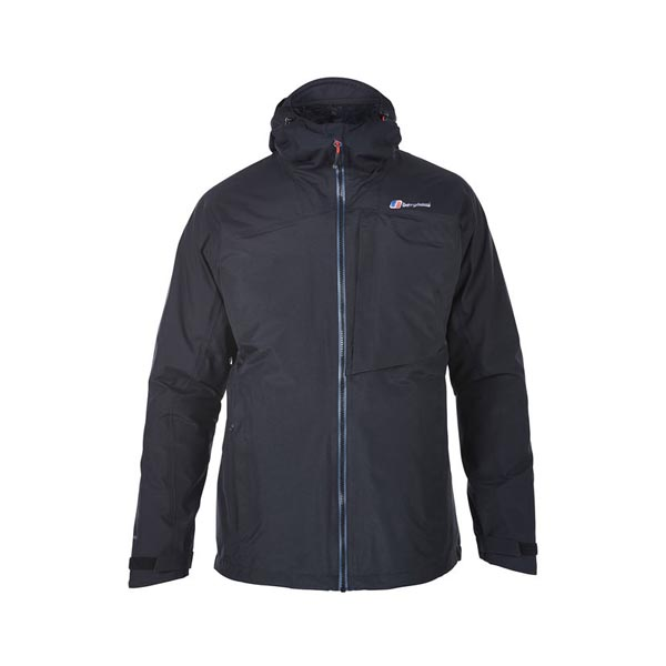 Men Berghaus BEN ALDER 3IN1 JACKET BLACK Outlet Online