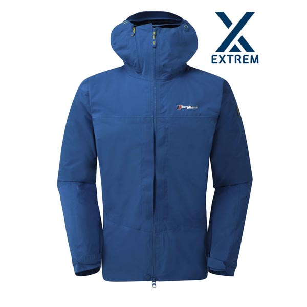 Men Berghaus EXTREM 8000 PRO JACKET BLUE Outlet Online