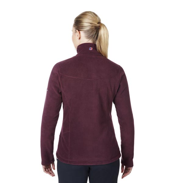 Women Berghaus PRISM 2.0 INTERACTIVE FLEECE DARK PURPLE / PURPLE Outlet Online