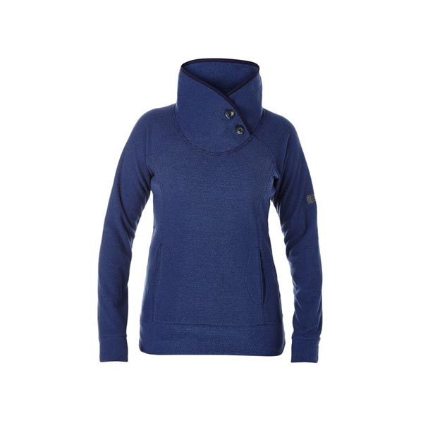 Women Berghaus PAVEY FLEECE DARK BLUE Outlet Online
