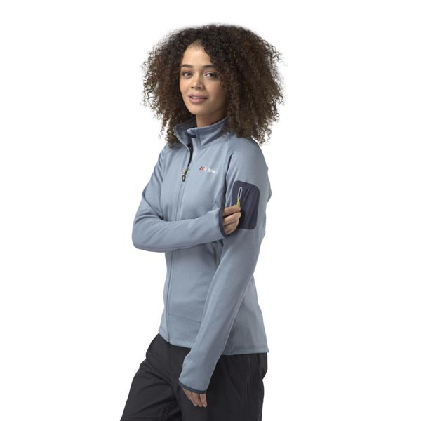 Women Berghaus EXTREM PRIVITALE 2.0 FLEECE GREY Outlet Online