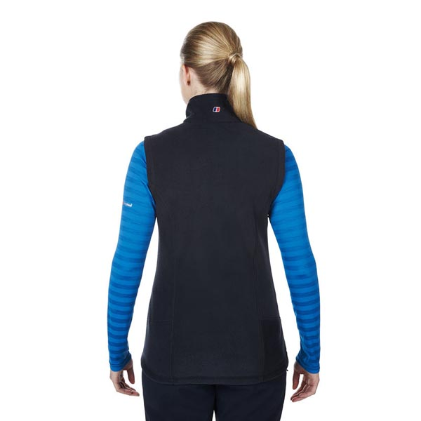 Women Berghaus PRISM INTERACTIVE GILET BLACK Outlet Online