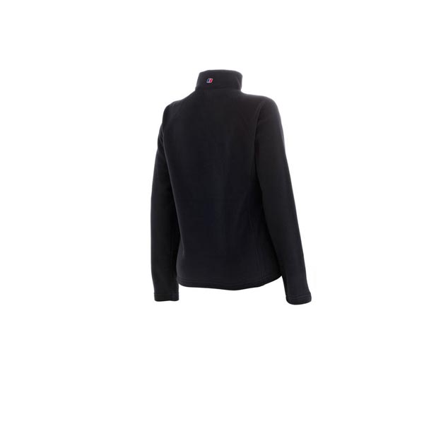Women Berghaus HALF ZIP ARNSIDE FLEECE BLACK Outlet Online