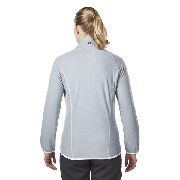 Women Berghaus SPECTRUM MICRO 2.0 FLEECE GREY Outlet Online