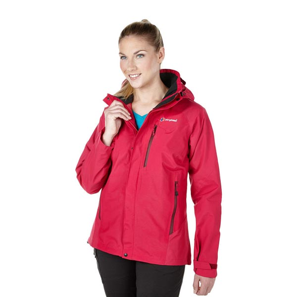 Women Berghaus SKYE JACKET PINK Outlet Online