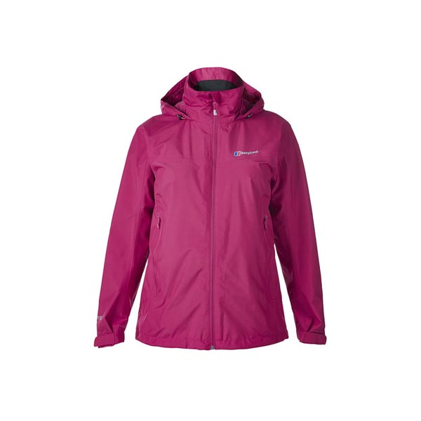 Women Berghaus THUNDER JACKET PINK Outlet Online
