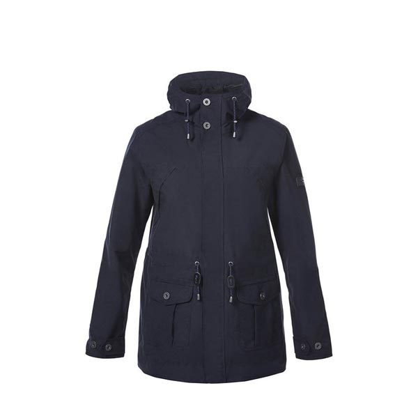 Women Berghaus ATTINGHAM WATERPOOF JACKET BLUE / BLACK Outlet Online