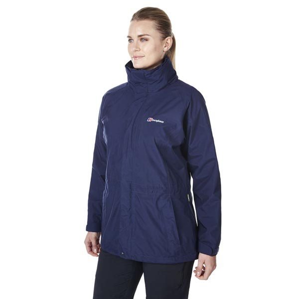 Women Berghaus GLISSADE INTERACTIVE JACKET BLUE Outlet Online