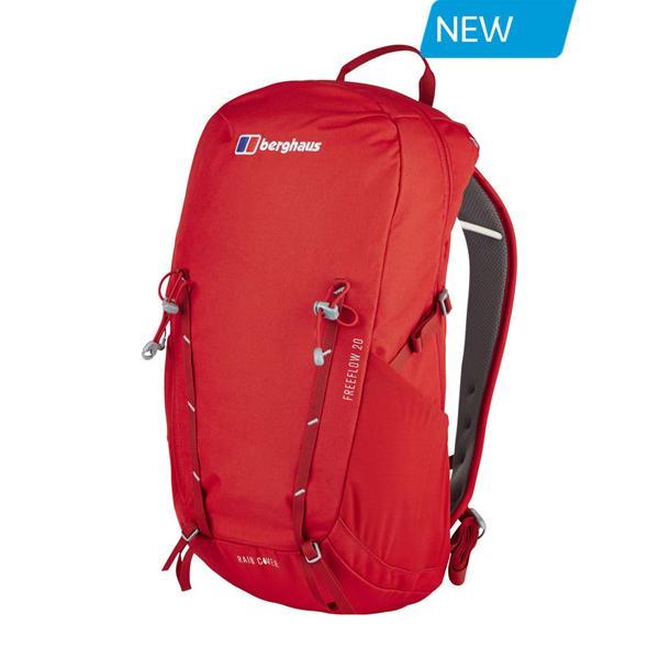 Equipment Berghaus FREEFLOW 20 RUCKSACK RED Outlet Online