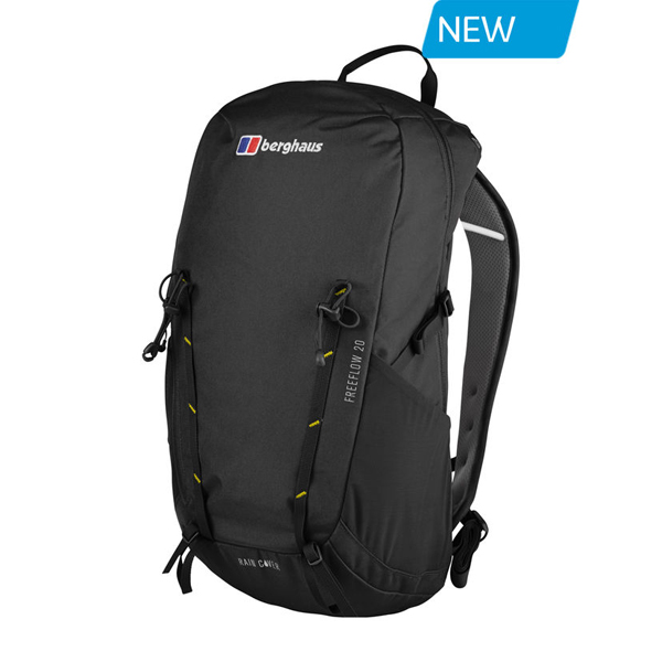 Equipment Berghaus FREEFLOW 20 RUCKSACK BLACK Outlet Online