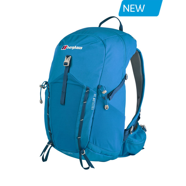Equipment Berghaus FREEFLOW 30 RUCKSACK BLUE Outlet Online