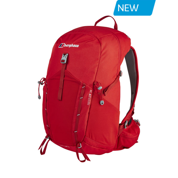 Equipment Berghaus FREEFLOW 30 RUCKSACK RED Outlet Online