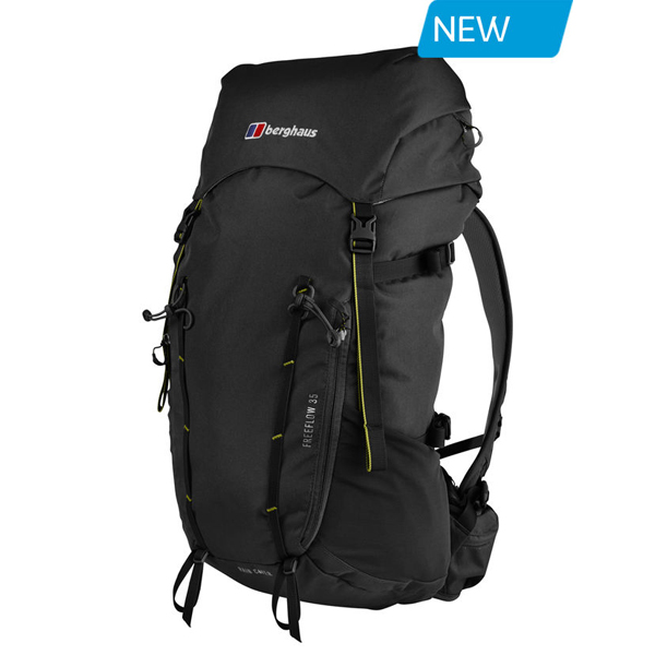 Equipment Berghaus FREEFLOW 35 RUCKSACK BLACK Outlet Online