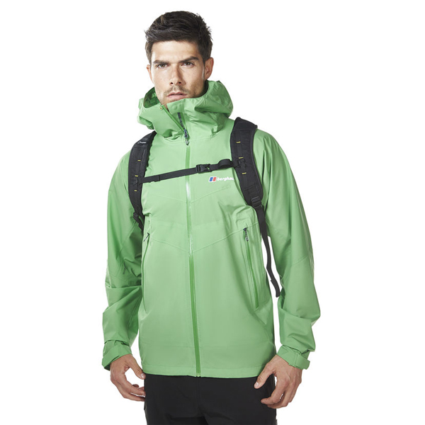 Extrem Berghaus FASTPACKING EXTREM WATERPROOF JACKET GREEN Outlet Online