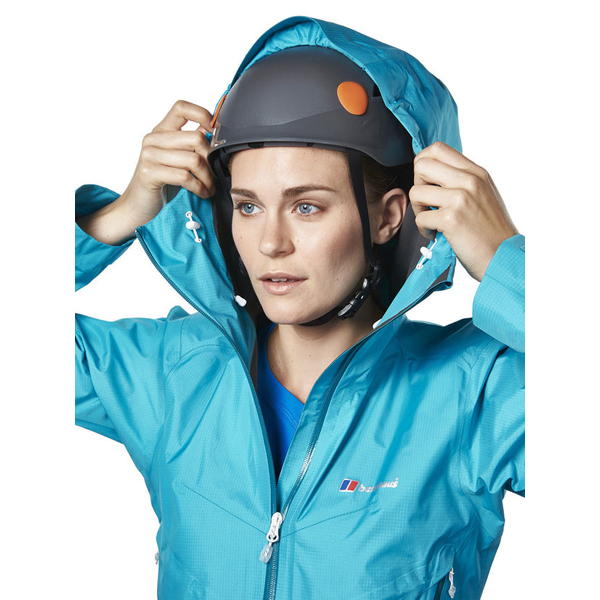 Extrem Berghaus EXTREM LIGHT PACLITE WATERPROOF JACKET TURQUOISE Outlet Online