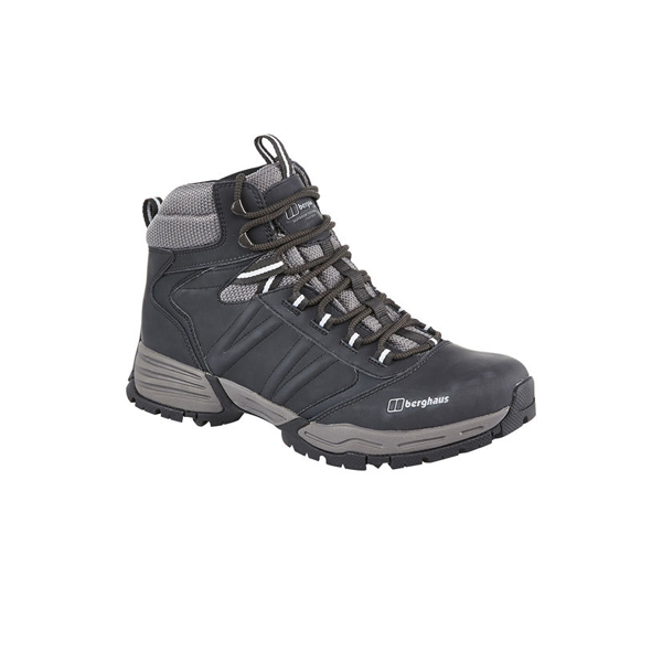 Men Berghaus EXPEDITOR AQ RIDGE BOOTS BLACK / SILVER Outlet Online