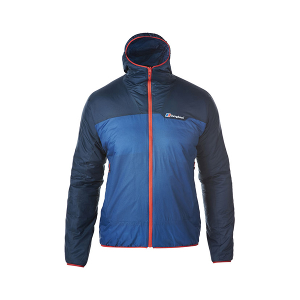 Men Berghaus VAPOURLIGHT HYPERTHERM HOODY BLUE / DARK BLUE Outlet Online