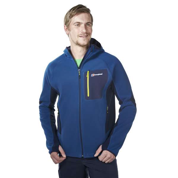 Men Berghaus BEN OSS WINDPROOF JACKET DARK BLUE Outlet Online