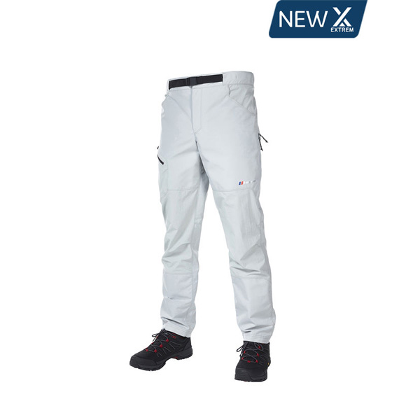 Men Berghaus EXTREM FAST HIKE TROUSERS LIGHT GREY Outlet Online