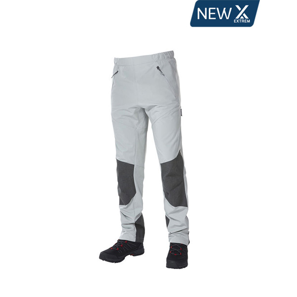 Men Berghaus EXTREM FAST CLIMB TROUSERS LIGHT GREY Outlet Online