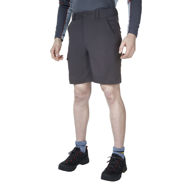Men Berghaus NAVIGATOR STRETCH SHORTS DARK GREY Outlet Online