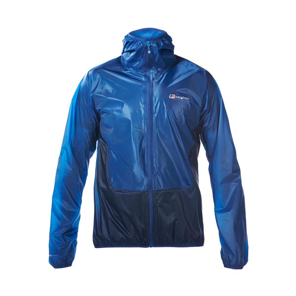 Men Berghaus HYPER EXTREM WATERPROOF JACKET BLUE Outlet Online