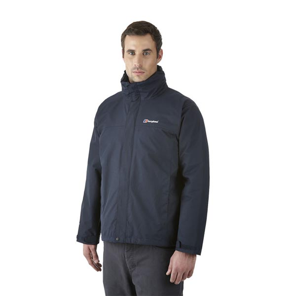 Men Berghaus RG ALPHA 3IN1 WATERPROOF JACKET ECLIPSE Outlet Online
