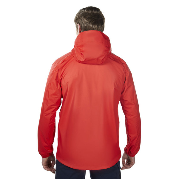 Men Berghaus DELUGE LIGHT WATERPROOF JACKET RED Outlet Online