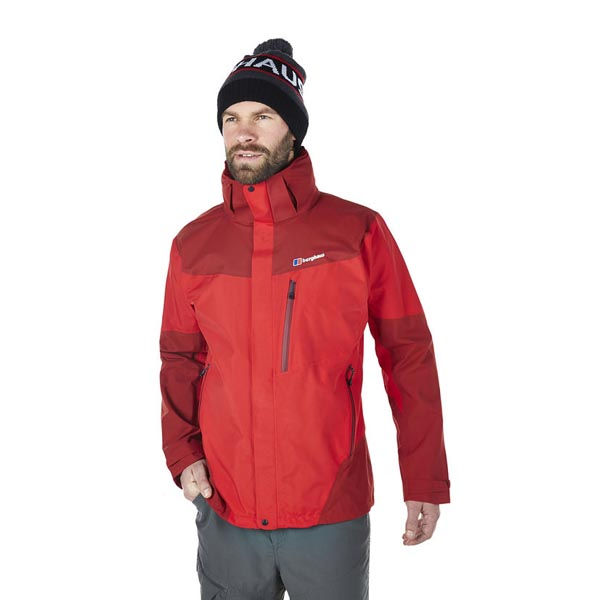 Men Berghaus ARRAN JACKET RED / DARK RED Outlet Online