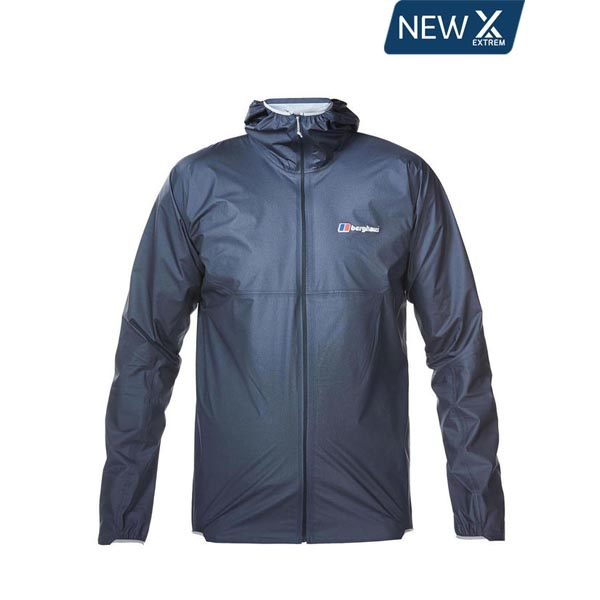 Men Berghaus HYPER 100 EXTREM WATERPROOF JACKET DARK GREY Outlet Online